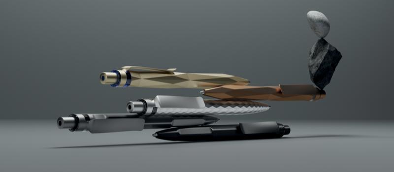 La penna Prodir guarda al futuro