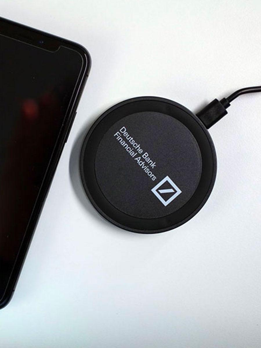 Caricatore Wireless personalizzato