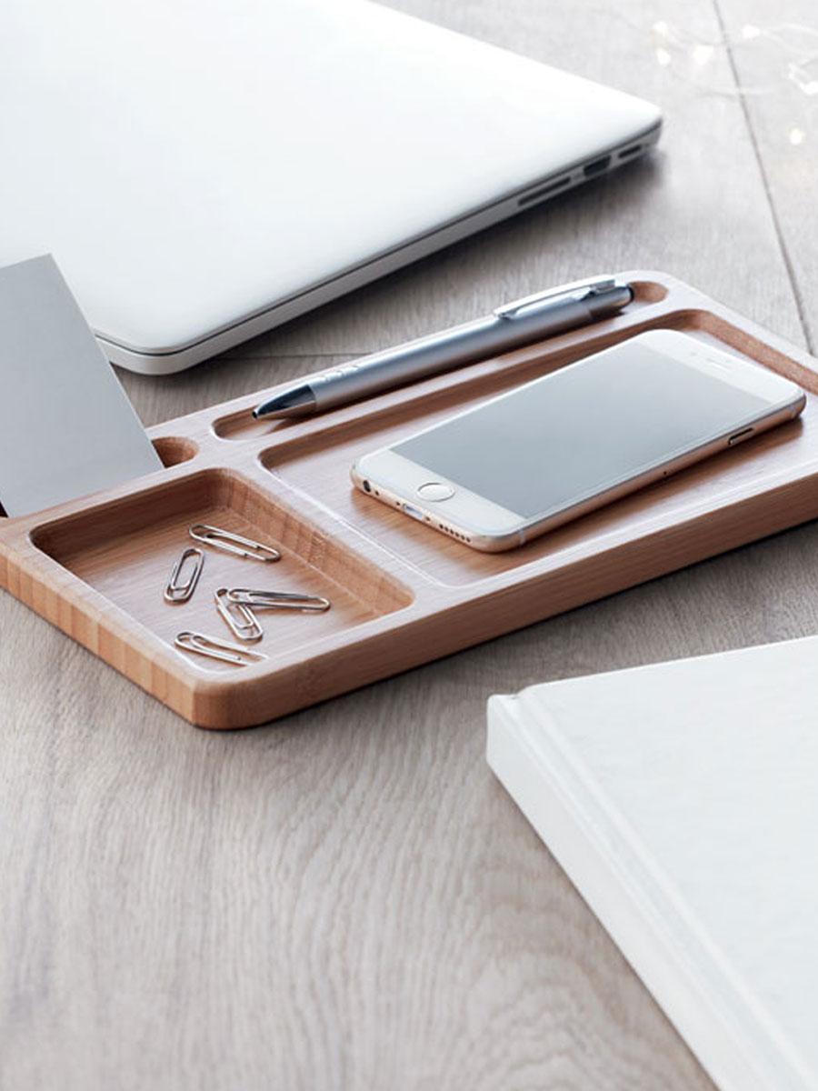 Portaoggetti da scrivania personalizzato